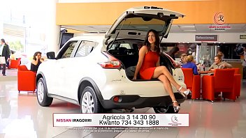 Geisha nissan - Nissan promoción entra caminado y sal manejan nissaniragorri