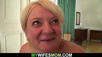 Cheating doggystyle sex with busty mother in law