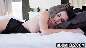 Sweet BUSTY Silvia Saige is looking ravashing in white and together with her SEXUAL appetite,no cock would ever want to say no to her PUSSY