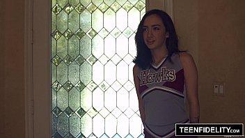 Teenfidelity Cheerleader Slut Lily Jordan Creampied By Friend's Dad