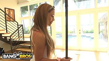 BANGBROS - Big Booty Latina Maid Samantha Bell Gets PIPED By Jmac