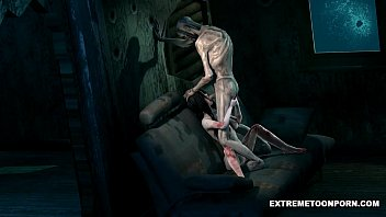 Foxy 3D Cartoon Zombie Vixen Sucking And Fucking