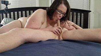 Homemade amateur bbw creampies Bbw huge tit wife riding my dick and big creampie
