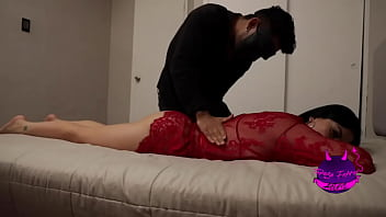 Very hot and very wet massage .... delicious squirt.