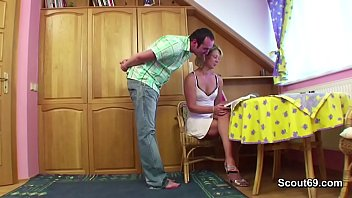 Step Mom Help Step-Son with his First Fuck When Home alone Porno indir