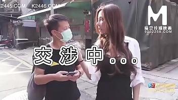 【国产】麻豆传媒作品/MDX0084开元-游戏调查员随机抽取幸运民众 001/免费观看
