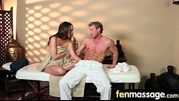 nude of sridevi - Gorgeous Skinny gets a massage 9 thumbnail