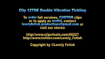 Clip 127Sk Double Vibration Tickling - Sale: $5