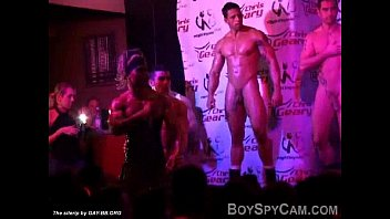 Gay party club clips Boyspycam bsp male stripper vid 048