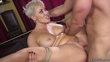Streaming Video Husband bangs huge tits blonde wife bdsm - XLXX.video