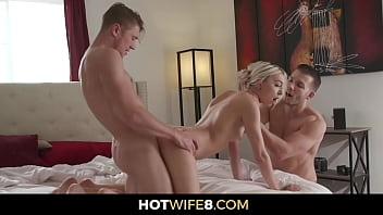 Hubby Calls In Buddy To Fuck His Wife