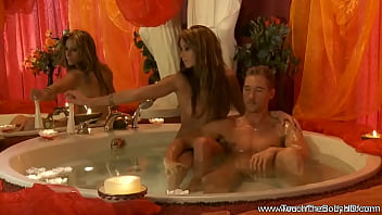 Feeling The Power Of intimate massage