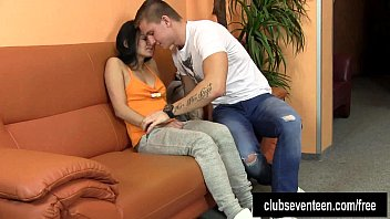Teen Keira gets nailed and cummed pornhub video