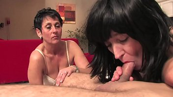 Mommy porn - Free version - my mother and aunt are frustrated and fucked satisfied