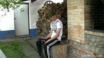 Grewich village gays begin Outdoor webcam - horny village boy