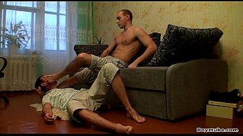 master russ feet trampling domination