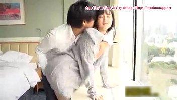 Cute Asian Has Great Time  - Nanairo.co