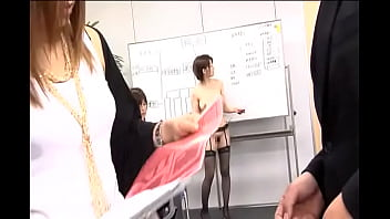 Japanese Girls Nude at Work ENF Part 2