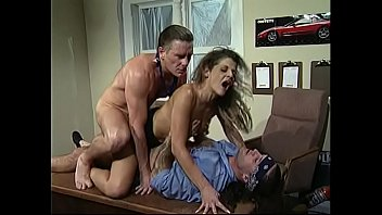 Guys Was Surprised When Naughty Chick Kimberly Jade Proposes A Double Penetration
