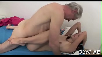 Fat movie old pussy Steamy old and young action with fat dude banging hot hottie