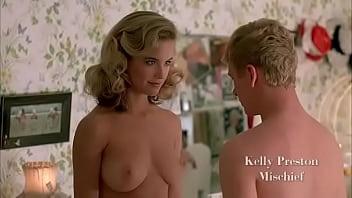 celebrities showing breasts 60 sec