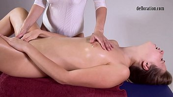Hardcore Virgin Pussy Massage Orgasms