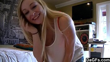 Dagfs - Leaked Video Of Hottie Making A Video For Her Boyfriend