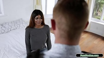 Ebony stepsis titfucks stepbros big cock thumbnail