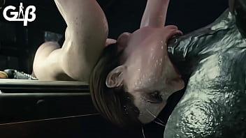Resident evil hentai luscious Resident evil - jill valentine deepthroat generalbutch