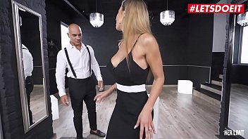 HER LIMIT - #Shalina Devine #Christian Clay - Romanian MILF Tries Her Anal Limits With A Huge Cock Lover