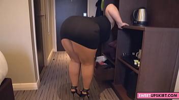 wife big ass voyeur