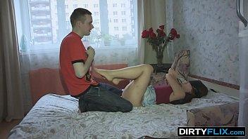 Dirty Flix - Perverted Teen Rita Jalace Fantasy As A R.