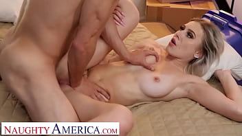 Naughty America - Bri Klein wants to fuck Tyler and go to Australia with him 6分钟