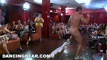 DANCING BEAR - This Is The Most Insane Bridal Shower Party Ever!