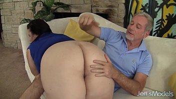 Big titted mature BBW Lady Lynn gets her pussy drilled 8 min