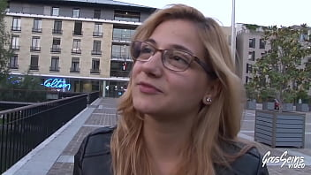 Rose a paid bitch from Cluj to have sex with two men