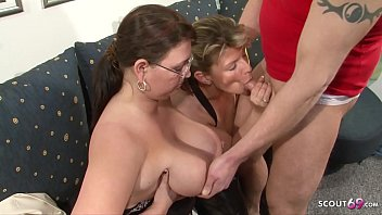 German Mature Join in Threesome with MILF Wife and Husband