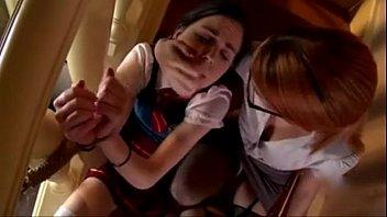 Lesbian Femdom 35 min
