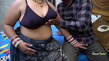 Devar Came Home And Fuck The Bhabhi || Indian Sex With Clear Hindi Audio 14分钟