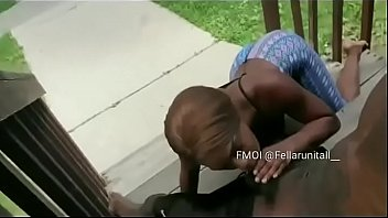 12292 Risky public blowjob in front of  living home preview