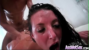 Deep Hard Anal Sex With Huge Butt Horny Girl (Angela White) mov-07