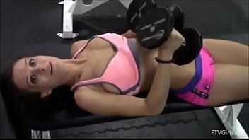 Public Nude Gym