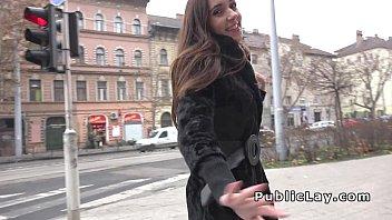 Hot Russian Milf picked up in public 7 min