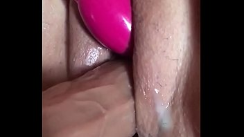 Wife's creamy pussy 1 of 4