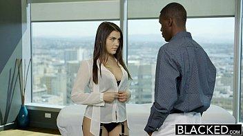 Blacked Sexy Italian Babe Valentina Nappi Rimming Black Man With Passion