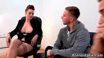 Adrianne curry nude photo - Horny office girl karina is rubbing