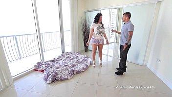 Busty Angelina Castro Fucked Hard In Apartment!
