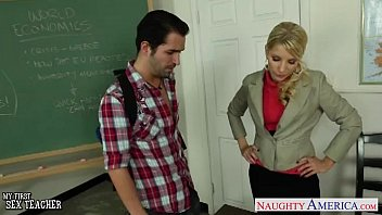 Sexy nude blonde teachers getting fuckd Sexy teacher ashley fires fucking