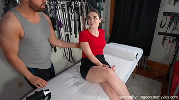 Anastasia Rose Visits West Philly Dungeon 5 Min