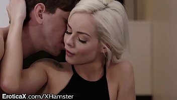 elsa jean gives her pussy to daddy